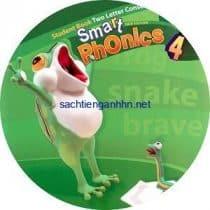Smart Phonics 4 New Edition Audio CD