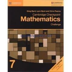 Cambridge Checkpoint Mathematics 7 Challenge Workbook