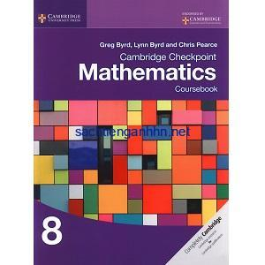 Cambridge Checkpoint Mathematics 8 Coursebook