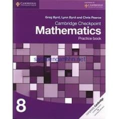 Cambridge Checkpoint Mathematics 8 Practice Book