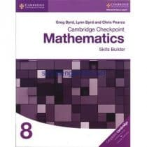 Cambridge Checkpoint Mathematics 8 Skills Builder Workbook