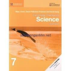 Cambridge Checkpoint Science 7 Workbook pdf ebook