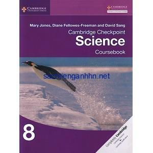 Cambridge Checkpoint Science 8 Coursebook pdf ebook