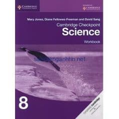 Cambridge Checkpoint Science 8 Workbook