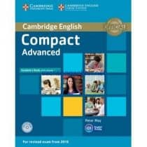 Cambridge English Compact Advanced Student Book with answers