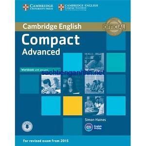 Cambridge English Compact Advanced Workbook