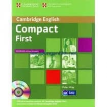 Cambridge English Compact First Workbook without answer