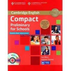 Cambridge English Compact Preliminary for Schools Student Book
