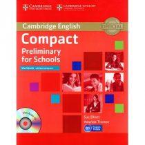 Cambridge English Compact Preliminary for Schools Workbook