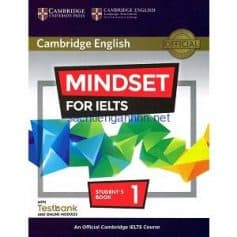 Cambridge English Mindset for IELTS 1 Student's Book