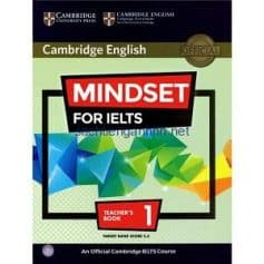 Cambridge English Mindset for IELTS 1 Teacher's Book