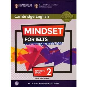 Cambridge English Mindset for IELTS 2 Teacher's Book