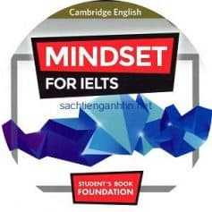 Cambridge English Mindset for IELTS Foundation Audio CD
