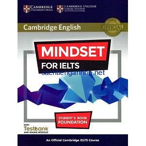 Cambridge English Mindset for IELTS Foundation Student's Book