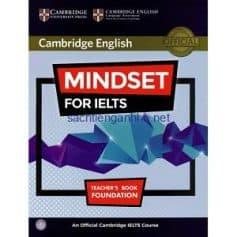 Cambridge English Mindset for IELTS Foundation Teacher's Book