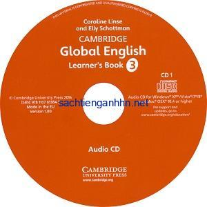 Cambridge Global English 3 Audio CD