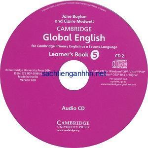 Cambridge Global English 5 Audio CD