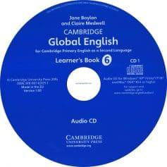 Cambridge Global English 6 Audio CD