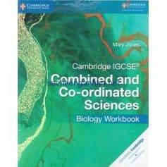Cambridge IGCSE Combined and Co-ordinated Sciences Biology Workbook