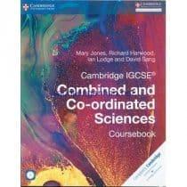 Cambridge IGCSE Combined and Co-ordinated Sciences Coursebook