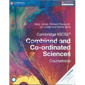 Cambridge IGCSE Combined and Co-ordinated Sciences Coursebook