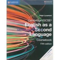 Cambridge IGCSE English as a Second Language Coursebook 5th