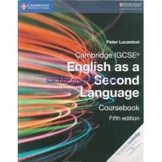 Cambridge IGCSE English as a Second Language Coursebook 5th