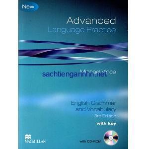 Advanced Language Practice: English Grammar and Vocabulary 3rd