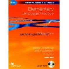 Elementary Language Practice: English Grammar and Vocabulary 3rd
