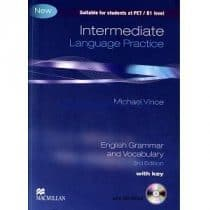 Intermediate Language Practice: English Grammar and Vocabulary 3rd