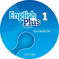 English Plus 2nd Edition 1 Class Audio CD3