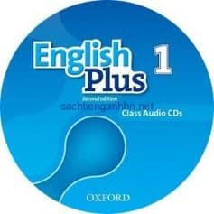 English Plus 2nd Edition 1 Class Audio CD1