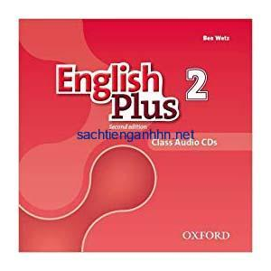 English Plus 2nd Edition 2 Class Audio CD
