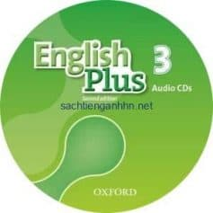 English Plus 2nd Edition 3 Workbook Audio CD