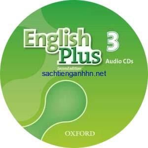 English Plus 2nd Edition 3 Class Audio CD