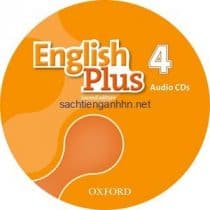 English Plus 2nd Edition 4 Workbook Audio CD