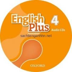 English Plus 2nd Edition 4 Class Audio CD3