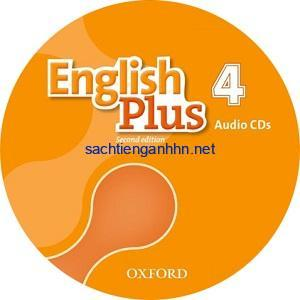 English Plus 2nd Edition 4 Class Audio CD