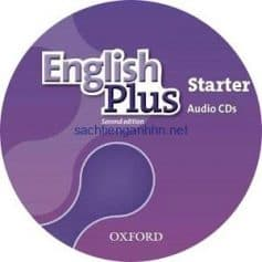 English Plus 2nd Edition Starter Workbook Audio CD