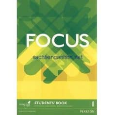 Focus 1 Students' Book