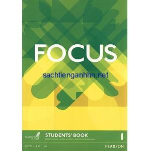 Focus 1 Students' Book pdf ebook
