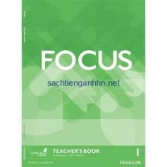 Focus 1 Teacher's Book pdf ebook