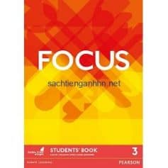 Focus 3 Students' Book
