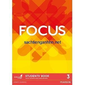Focus 3 Students' Book pdf ebook