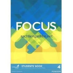 Focus 4 Students' Book