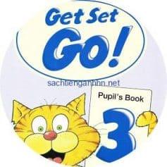 Get Set Go 3 Audio CD