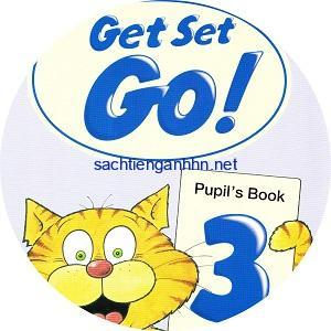 Get Set Go 3 Audio CD