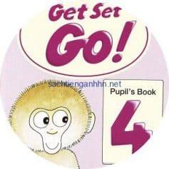Get Set Go 4 Audio CD