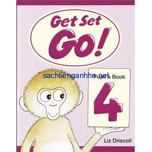 Get Set Go 4 Pupil's Book