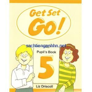 Get Set Go 5 Pupil's Book